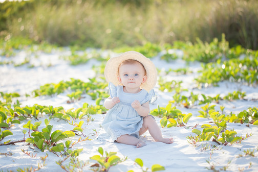 Asheville naural baby photography