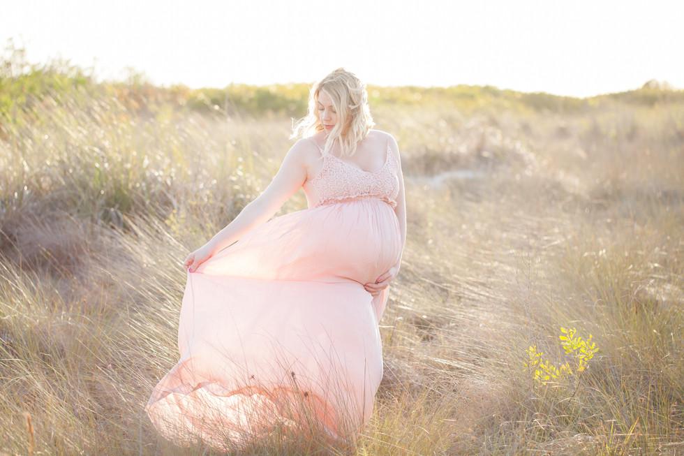 Asheville motherhood maternity photography