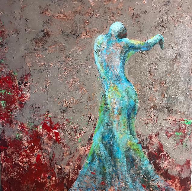 Dance_20x20_acrylic (Awarded)