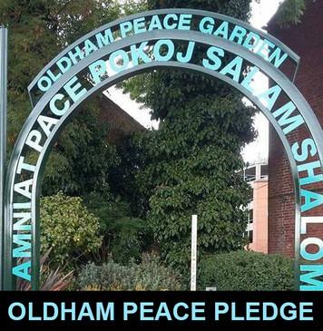 Oldham Peace Pledge