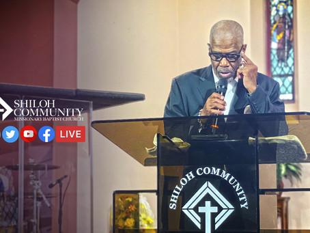 March 21st, 2021 Sermon | I'm Trusting in Jesus
