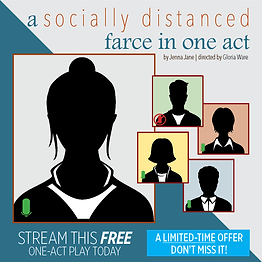 SociallyDistancedFarce-FB Square-B-FINAL