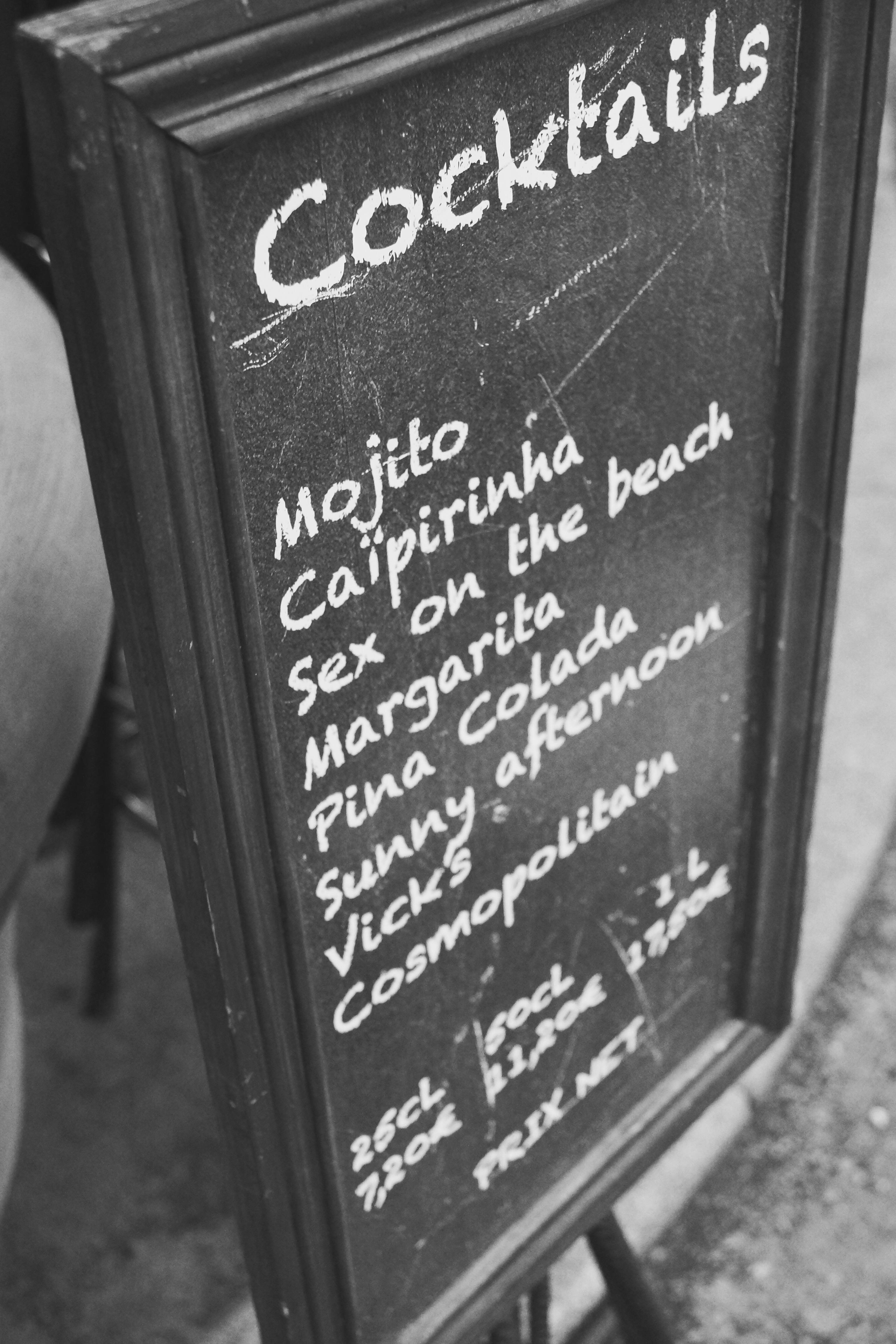 Cocktails Café 203