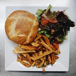 Burger café 203 Lyon