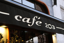 Café 203 Vieux Lyon