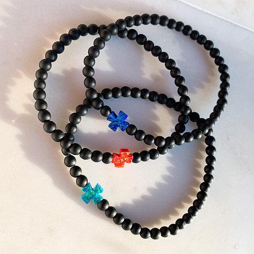 Orion's Cross Bracelet