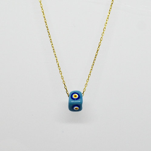 Handmade Mini Mati Bead Necklace