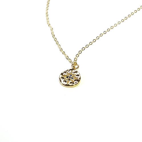 Star Cross Necklace
