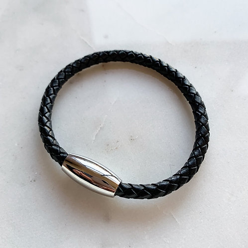 Bola Leather Bracelet