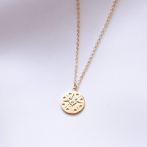 Northstar Pendant Necklace