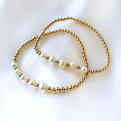 5 Pearl Bracelet