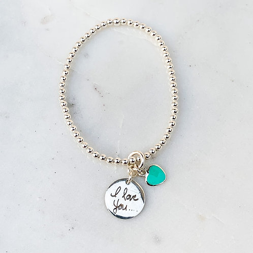 Love is in the Air Bracelets