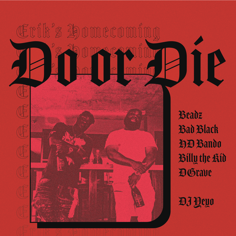Flyer for Do or Die Show