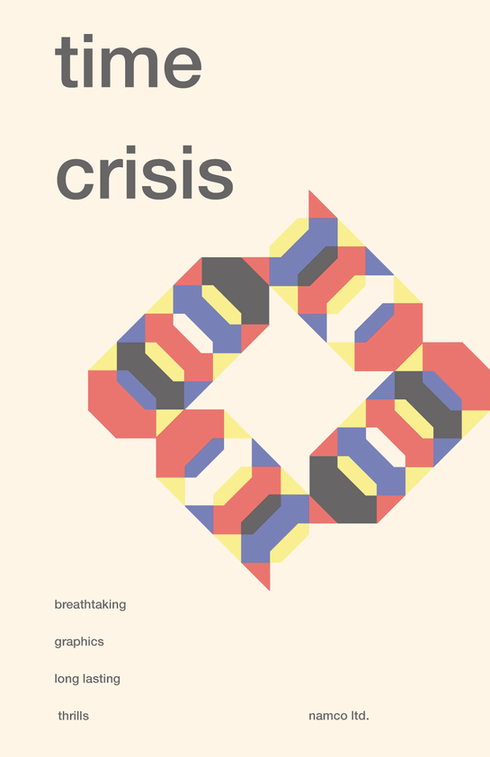 Time Crisis, Max Bill Inspired