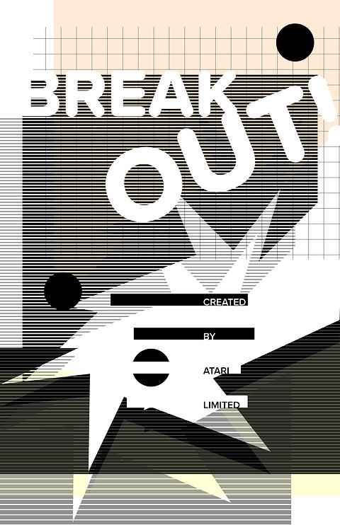 Breakout!, Wolfgang Weingart Inspired