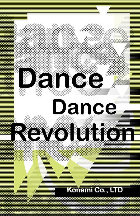 Dance Dance Revolution, Wolfgang Weingart Inspired