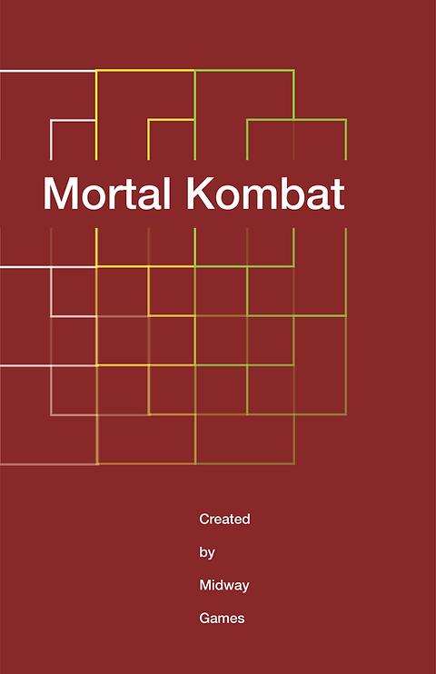 Mortal Kombat, Max Bill Inspired