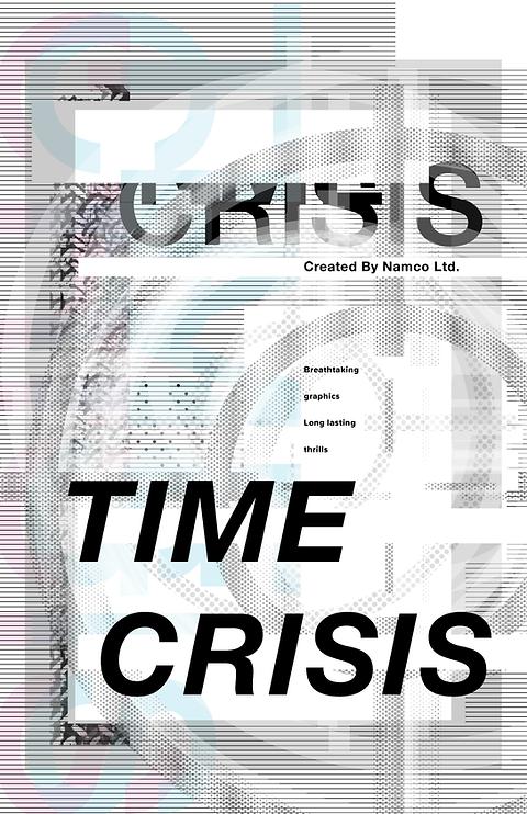 Time Crisis, Wolfgang Weingart Inspired