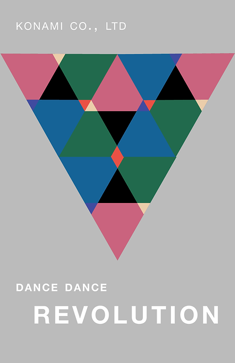 Dance Dance Revolution, Max Bill inspired