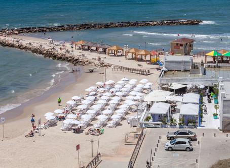 מדרום עד צפון - 8 חופים נגישים לבעלי מוגבליות בישראל