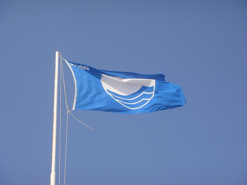 דגל כחול בחוף דדו