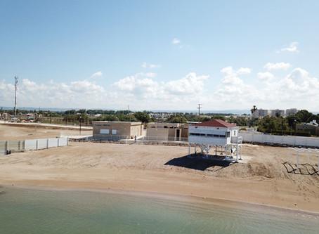 חופים נפרדים, ישראל 2019