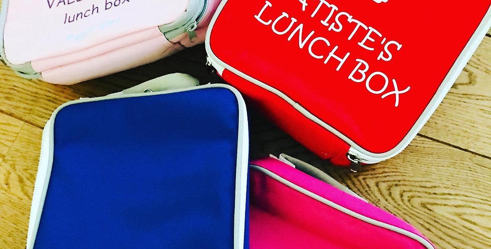 Lunchbox carrée