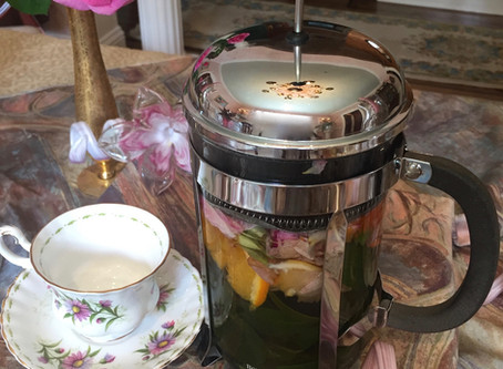Dog Flu Prevention, Tea Time, Women and the Constitution