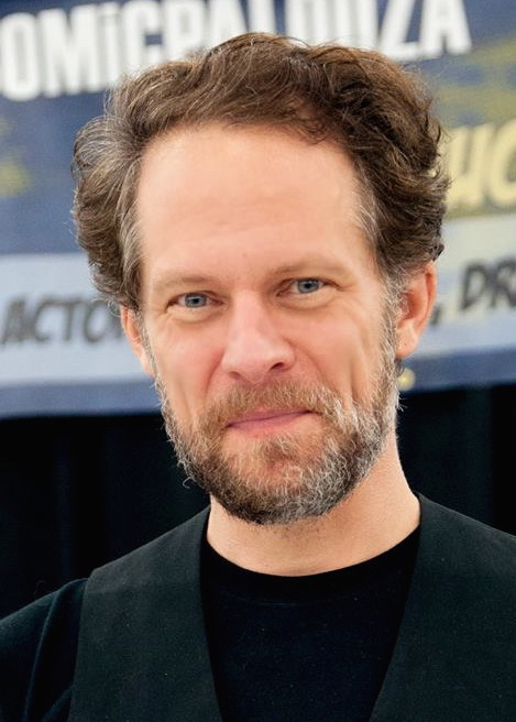 Actor Chuck Huber