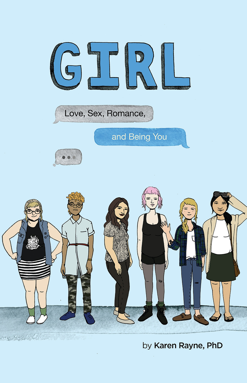 Girl-Love, Sex, Romance and More