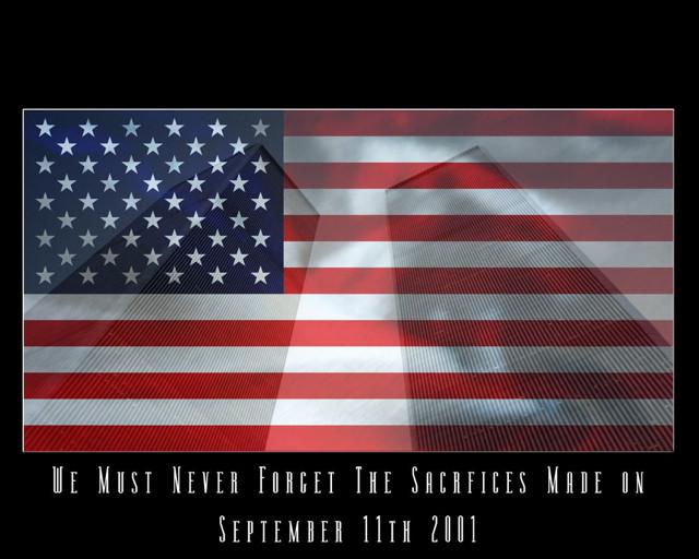 We remember September 11th