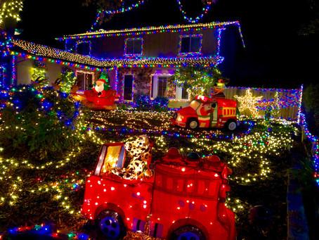 A jingle and jangle and a jingling too!