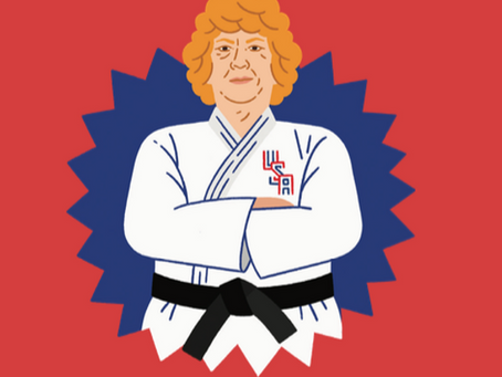 Perseverance, Persistence, and Women's Judo