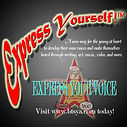 Express Yourself!™ is a creative community for the young at heart