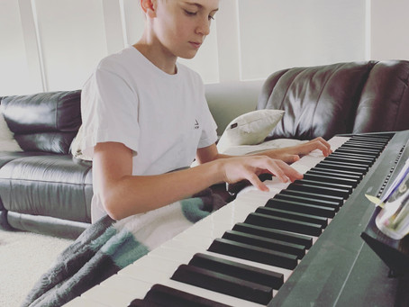 Making Music with Youth Musicians