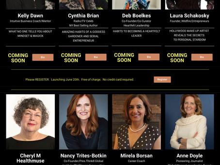 FREE Women's Summit Begins June 20th!