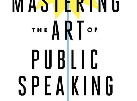 Public Speaking, Politics, Elections