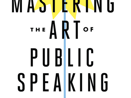 Public Speaking, Politics, Elections