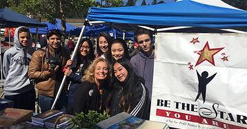 BTSYA Volunteers at Faire