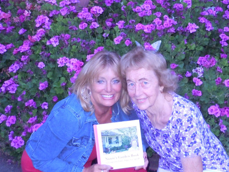 A Gardener's Mother Muse Blooming with Love