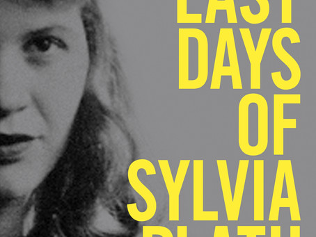 Wednesdays with Writers : Cultivating Gratitude, Last Days of Sylvia Plath, Mixed Harvest