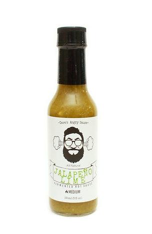 Dave's Jalapeno Angry Sauce