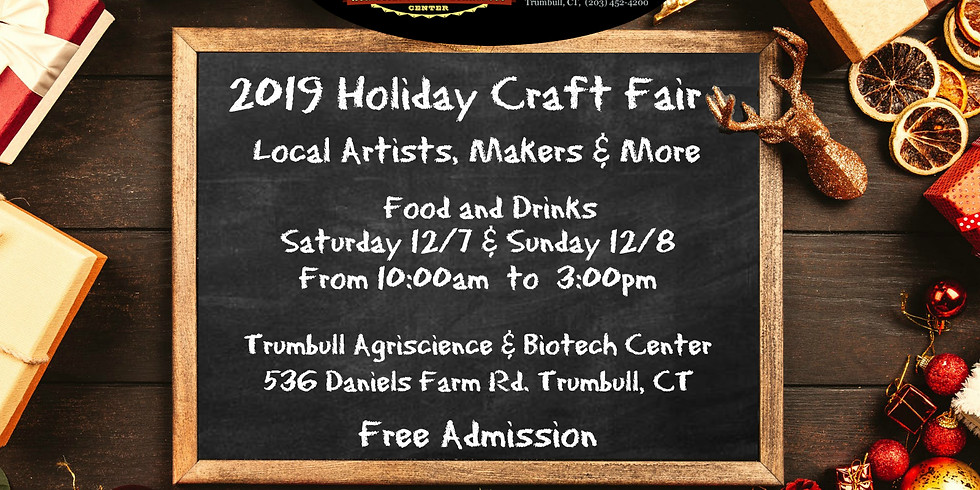 2019 Holiday Craft & Plant Sale