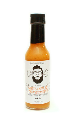 Dave's Scotch Bonnet Angry Sauce