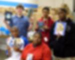 BTSYA donates books to kids at risk