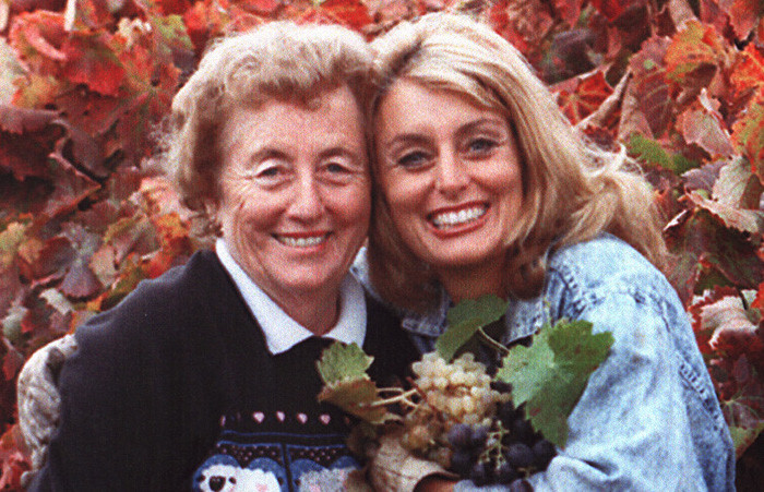 Cynthia Brian and her Mom, Alice