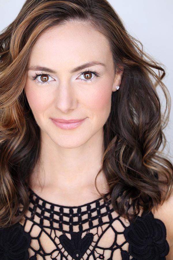Actor/producer/coach/teacher, Natalie Mitchell