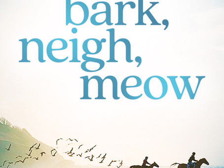 Bark, Neigh, Meow, May Flowers, Book Gardens