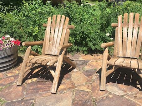 Coffee Break, Outdoors, Parenting Adult Children