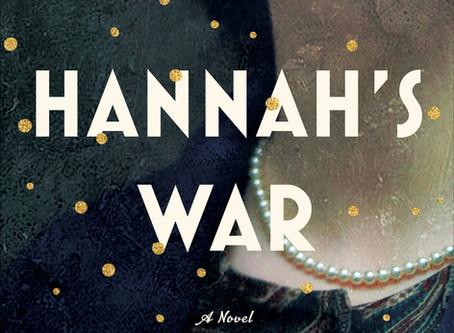 Hannah's War, Smoke Taint & Spaghetti Sauce, Flu & Safely Re-Beginning